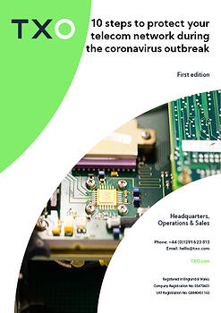 10 setps to protect your telecom network during the coronavirus outbreak